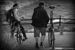 """""""Mountain"""" bike (tucci.photography) Tags: bw sweden r1"""