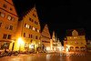 27-Rottenburg, Germany at night