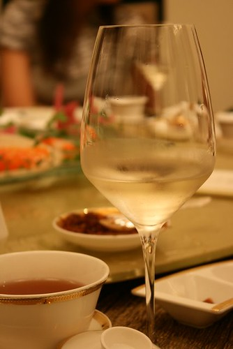 A delightful Schlossgut Diel Riesling Kabinett specially chosen to pair with chinese food