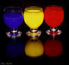 Colorful reflection --> BYR (Maryam.Ibrahim) Tags: red black color colour reflection yellow blue