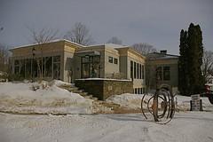 Biblioteko en Williamsburg