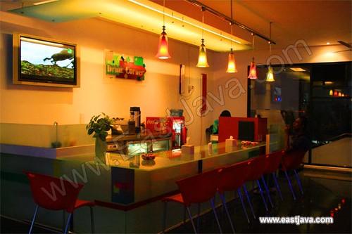 Tanjung Kodok Beach Resort - Drink Corner - Lamongan - East Java