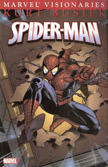 Spider-Man Visionaries: Kurt Busiek, v. 1 cover