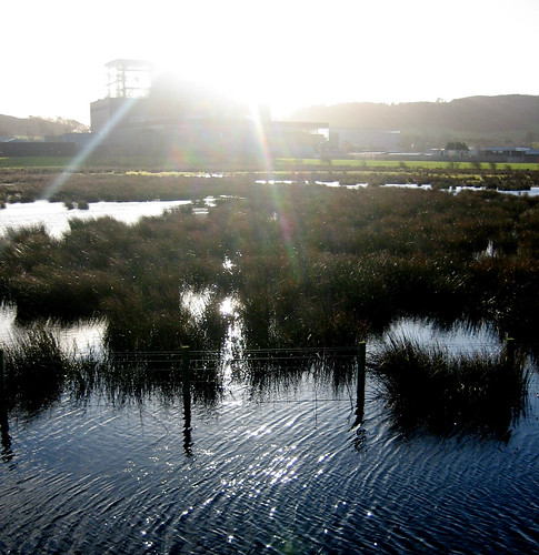 Hunterston sunburst 17Jan09