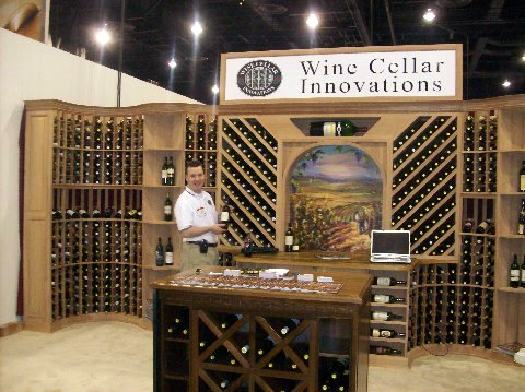 Wine Cellar Innovations -- our host company -- Very cool products
