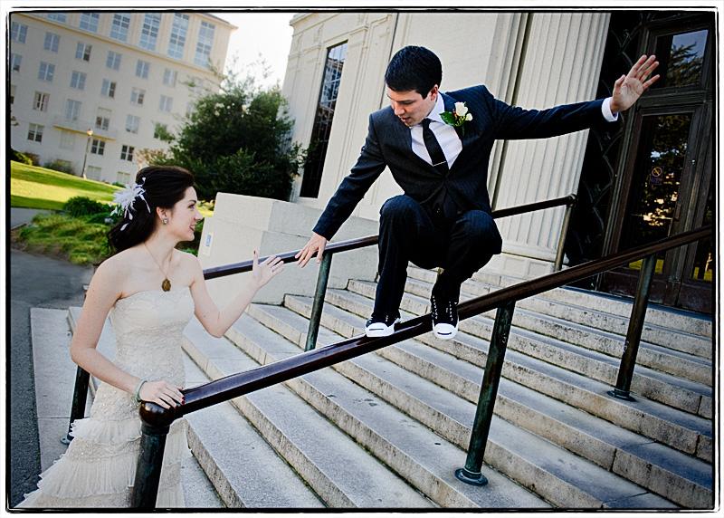 Extreme Wedding Sports