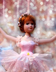Angel (DP|Photography) Tags: portrait wings doll dof bokeh angels supershot pinkangels bokehlicious bokehballs everythingpink debashispradhan dpphotography dp|photography