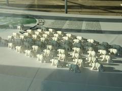 New Exodus (terpino) Tags: artic blanc atomium ours disparition banquise fuite plante dplacement rechaufement