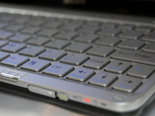 Sony Vaio P Keyboard