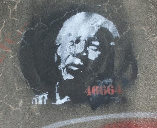 The Great Nelson Mandela Street Art