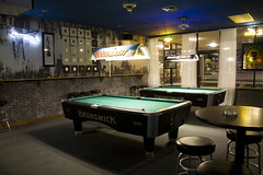 pool tables area in tapps pub palm bay (taylortimes) Tags: girls pool bar fun restaurant pub livemusic melbourne guys smoking wifi fl babcock darts palmbay malabar tappspub southbrevards harrisarea