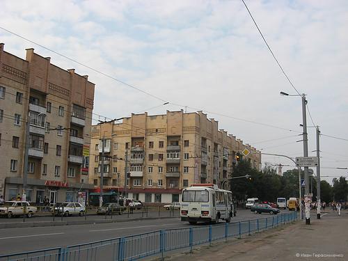 Житомир, ул. Киевская
