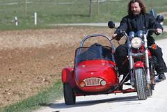 2007 Apr 08 -D80- 004 (urs.guzziworld) Tags: moto motoguzzi guzzi gespann fotoshooting seitenwagen 20070408