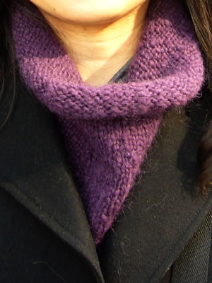 grape cowl