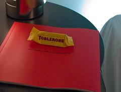 Bedside Chocolate