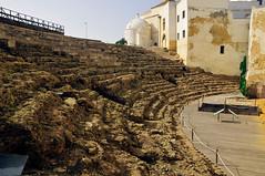 cadiz - teatro romano (R.Duran) Tags: españa teatro spain nikon espanha europa europe theater roman andalucia romano cadiz espagne d300 18200mmf3556gvr