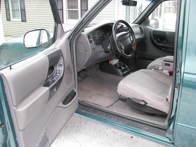 ford ranger 2000 4x4
