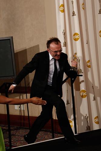 Premios Oscar Danny Boyle ganador