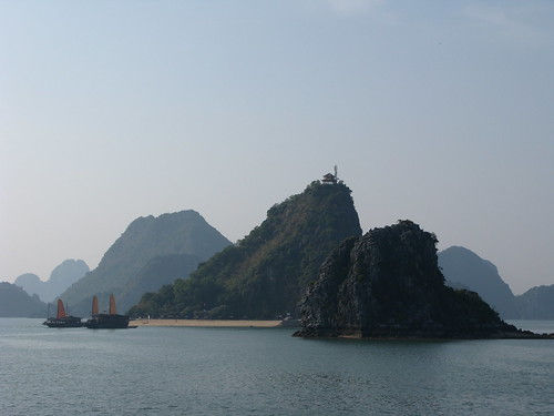 Karsts of Halong Bay, Vietnam