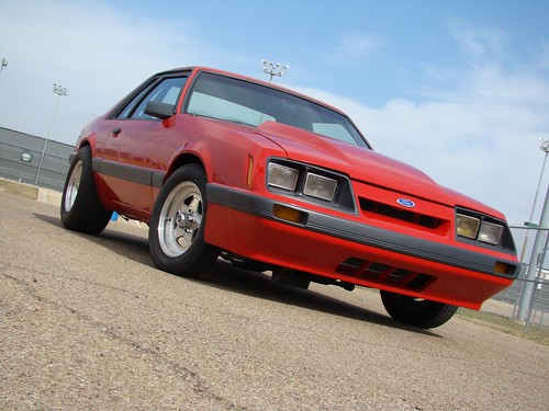 1986 Ford Mustang w/ LS1