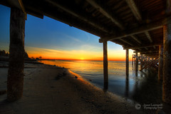 If I have to foreclose - Im booking this spot (janusz l) Tags: sunset beach geotagged pier bravo homeless under boring crescentbeach hdr foreclosure blackiespit janusz leszczynski 2232 specland citrit geo:lat=49059343 geo:lon=122883754
