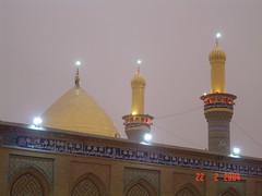 Shrine of Hazrat Abbas (a.s.), Kerbala, Iraq (ejazhusain786) Tags: iraq tomb places shia abbas karbala islamic imam kerbala husain hazrat moharram ziyarat hadhrat