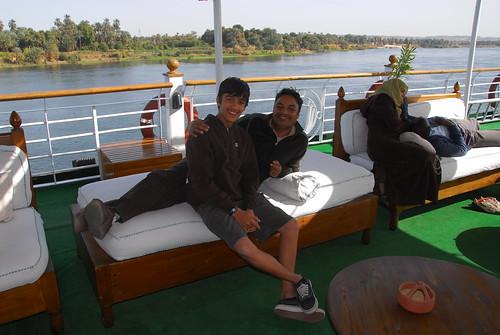 LND_3267 Nile Cruise