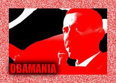 obamania (*THA DOCSTER*) Tags: man black president obama barrack obamania