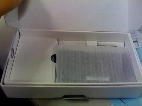 Nintendo DSi unboxing
