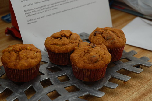 Homemade Muffins Win