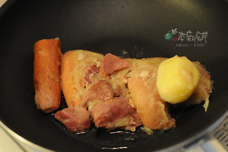 阿爾薩斯酸菜燉豬腳