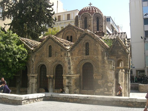 kapnikarea church athens