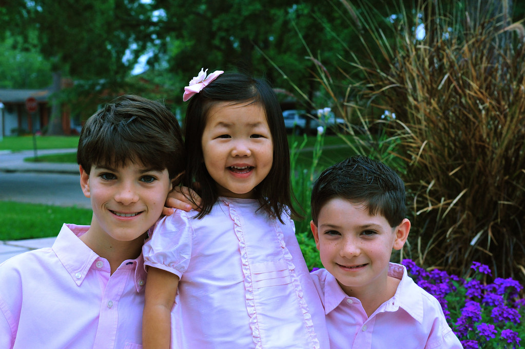 My 3 peanuts~Easter