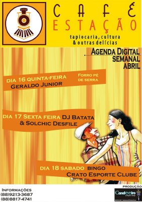 agenda digital cafe estacao