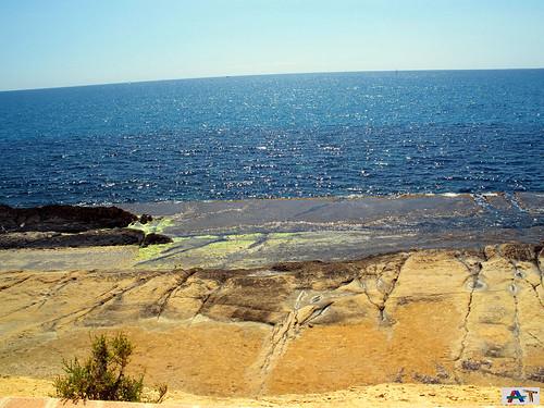 Cala Cantalar en el Cabo de las Huertas (II)