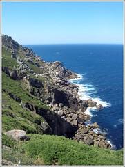 Cabo Prior (Canoso.) Tags: blue espaa green azul cabo corua blu vert bleu galicia grn blau blume ferrol prior  canoso   vosplusbellesphotos verde