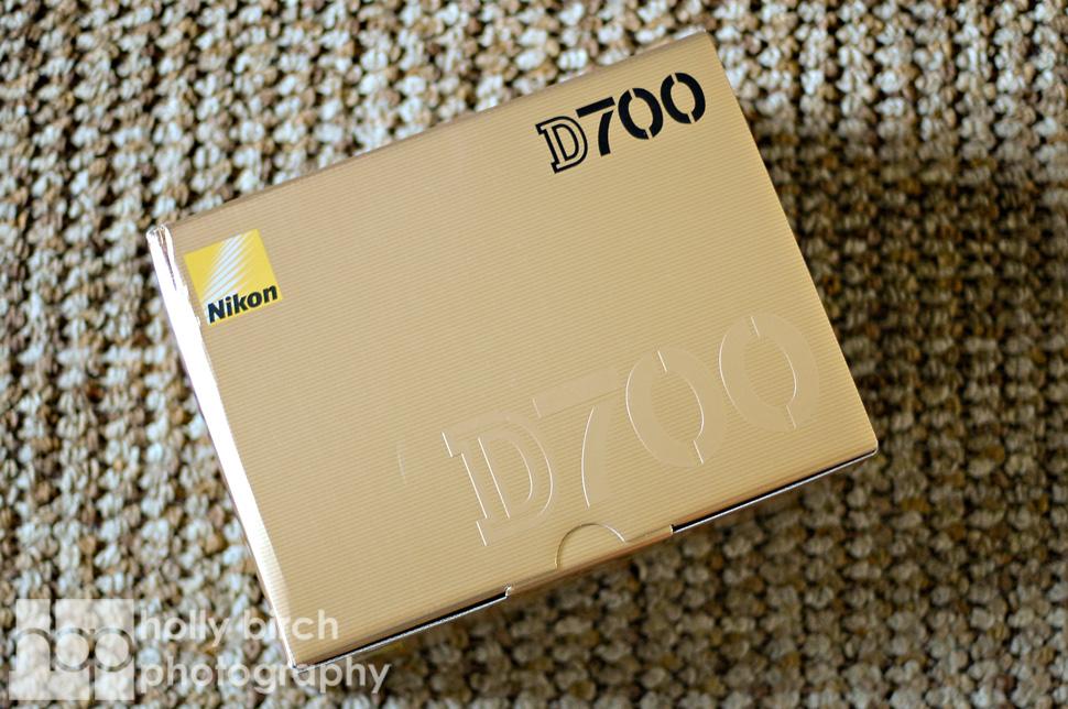 New D700!