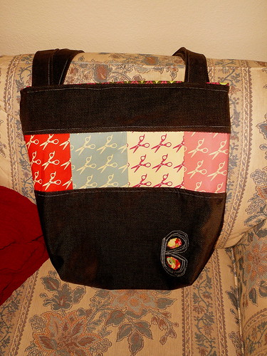 Utility bag made by Sarah Costa