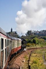 (Surely Not) Tags: train scotland nikon flickr steam meet boness d700 yourphototips