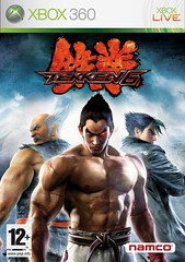Okładka Tekkena 6