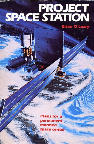 BRIAN O'LEARY / PROJECT SPACE STATION