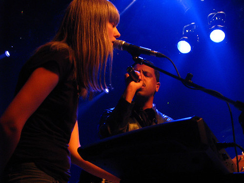 The Dears @ The Mod Club: photo by Michael Ligon