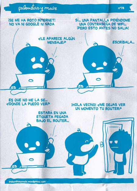 Thumb Palomitas y Maíz: Se me ha roto Internet!