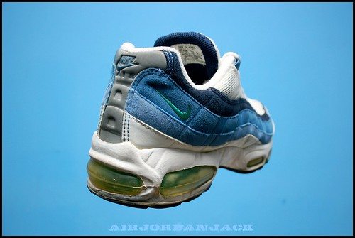 Flying AM95 Slate Blue