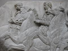 Elgin Marbles (Phillie Casablanca) Tags: greek britishmuseum elginmarbles parthenonmarbles