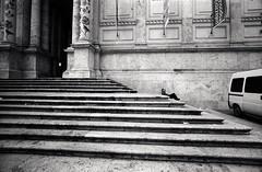tutte le scale portano a roma (Antonio Sorrentino) Tags: leica roma 21mm colorskopar iif guessometer guessframer