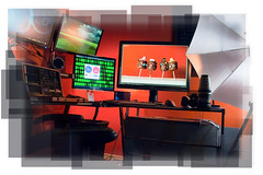 personality (unonymous) Tags: family orange black office eric assignment monitors activeassignmentweekly