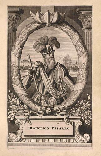 016-Portarretrato Francisco Pizarro 1671
