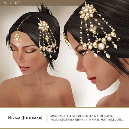 Zaara Nizam headjewel2 copy