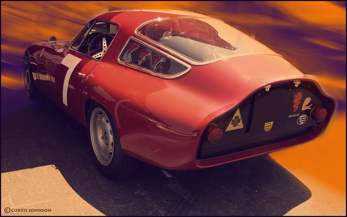 Alfa Romeo GTZ 1964